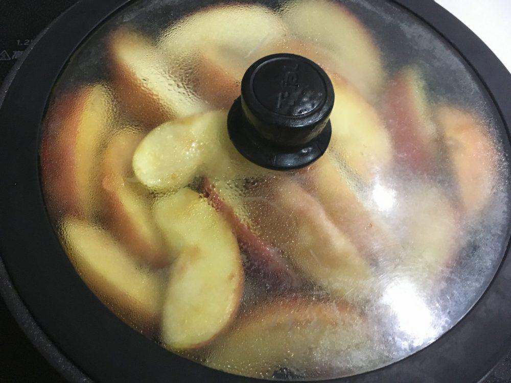 りんご コンポート 作り方