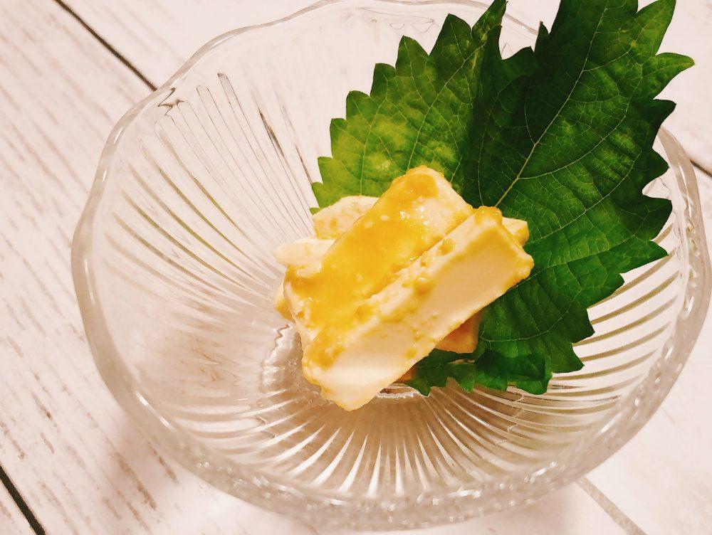 クリームチーズ 味噌