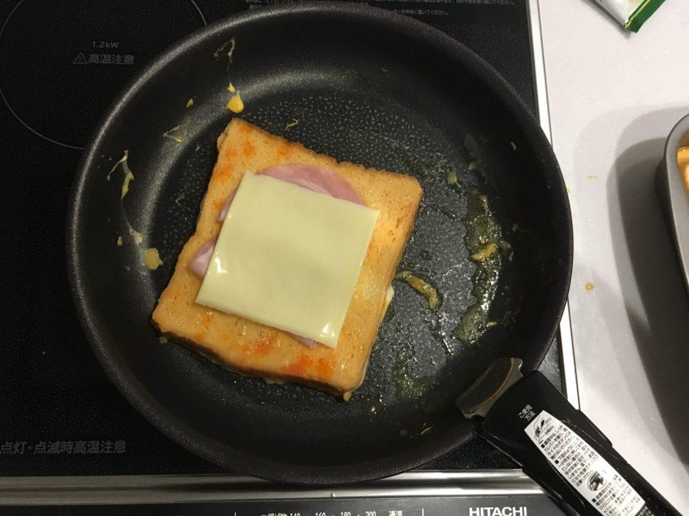 フレンチトースト 作り方