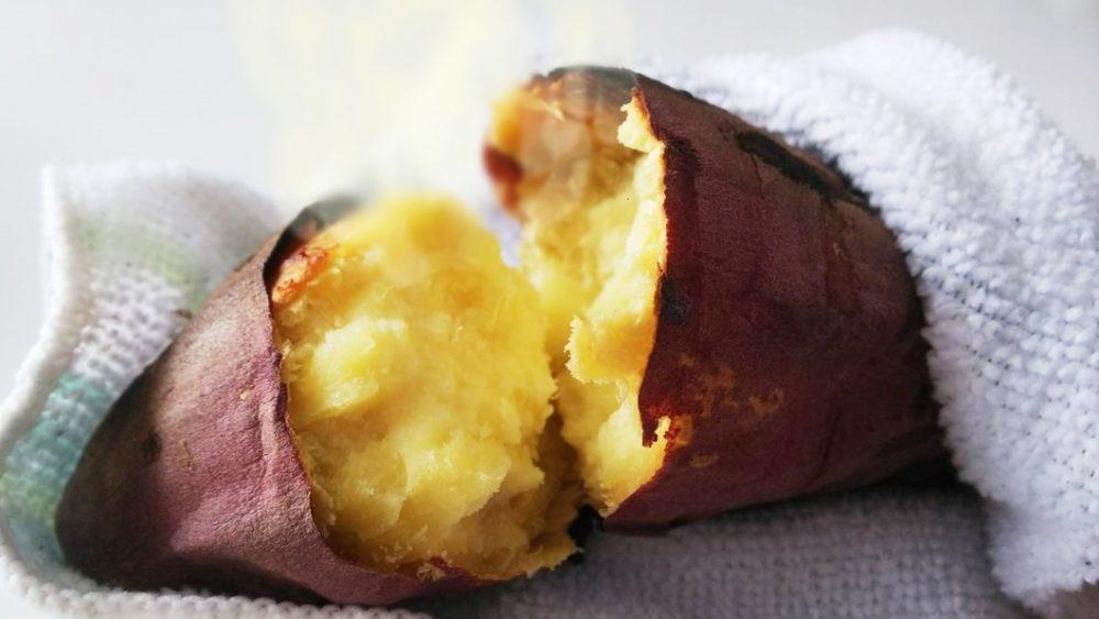 サツマイモ レシピ