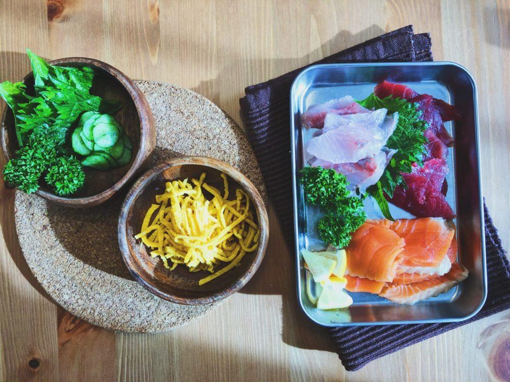 手まり寿司 作り方 材料