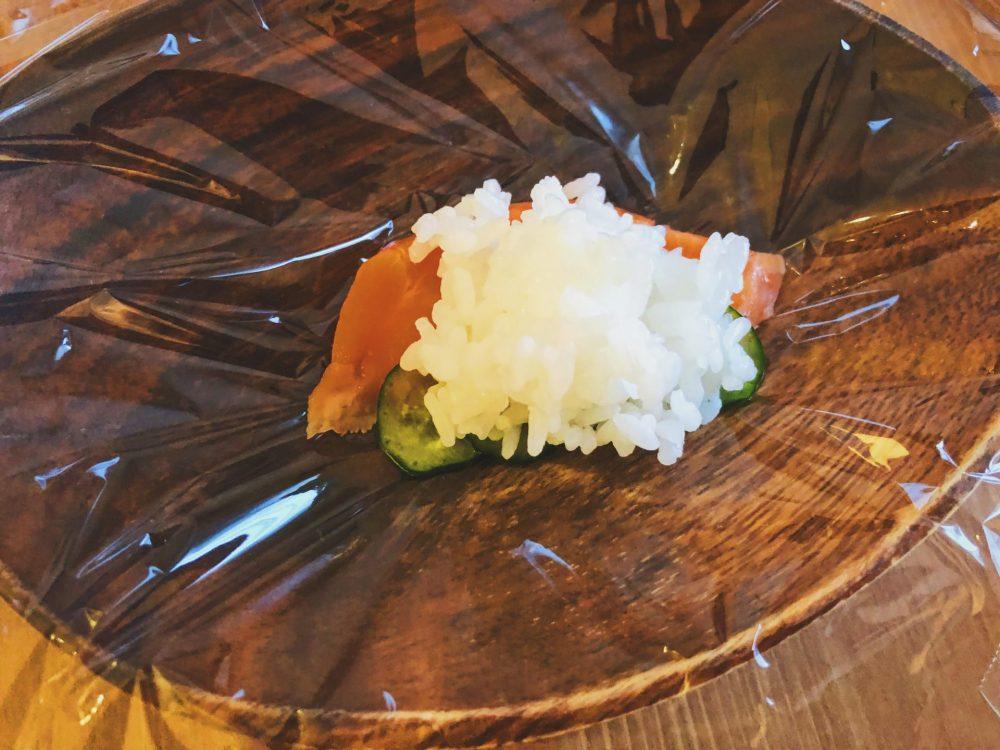 手まり寿司 作り方