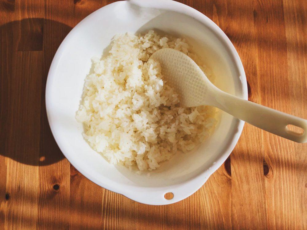 酢飯の作り方