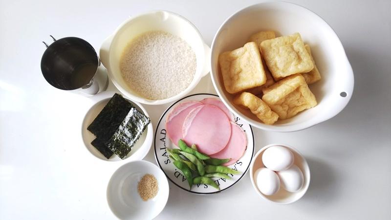 ひな祭り いなり寿司 材料