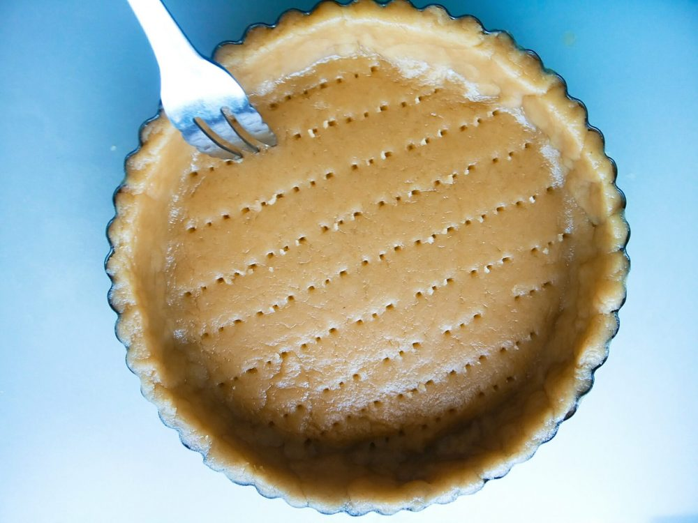 キャラメルナッツタルトの作り方