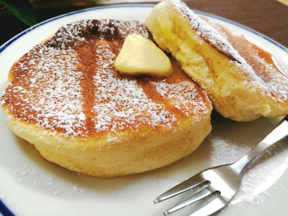 パンケーキ 作り方