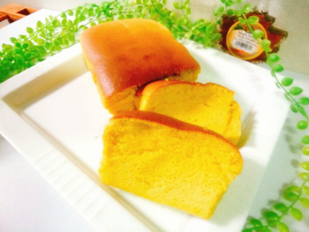 米粉で作った台湾風カステラ