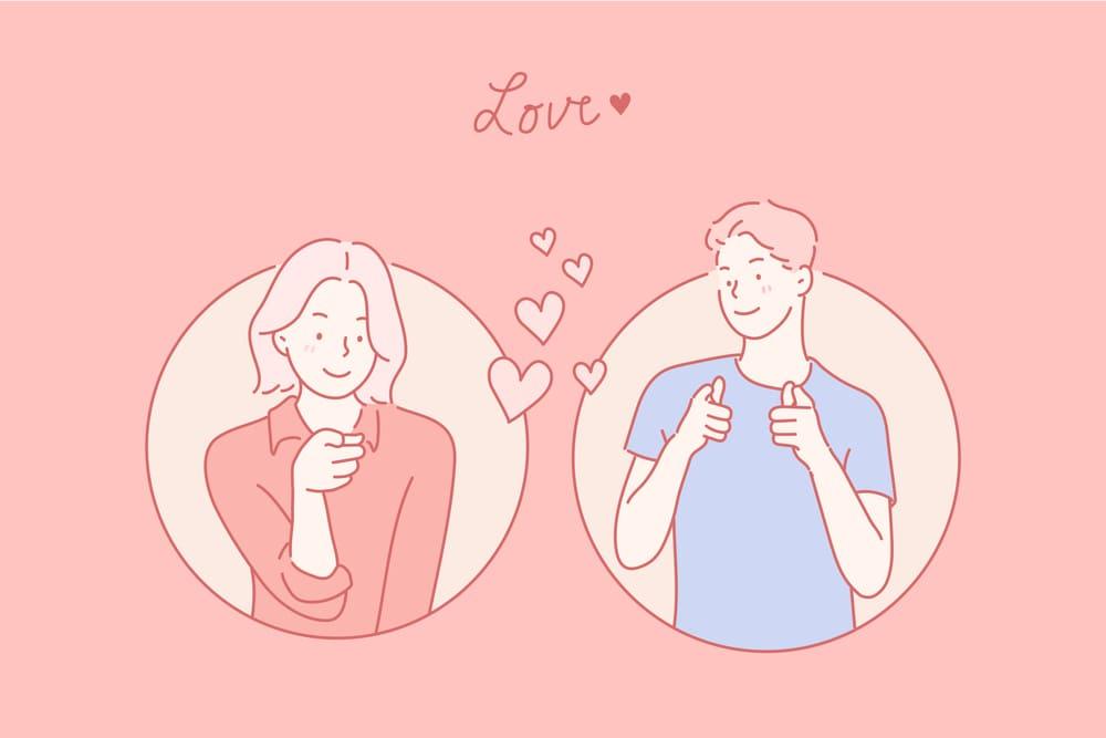 恋愛のタイプ