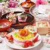 ひなまつりには子供も喜ぶ『鮭ちらし寿司ケーキ』でお祝いしよう♪